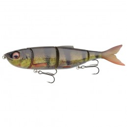 Leurre dur swimbait carnassier savage gear 4play v2 swim & jerk ss 13.5cm 20g