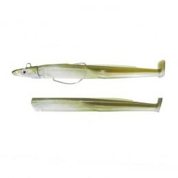 Leurre souple FIIISH Black eel simple combo