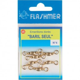 Emerillon Flashmer Baril Seul