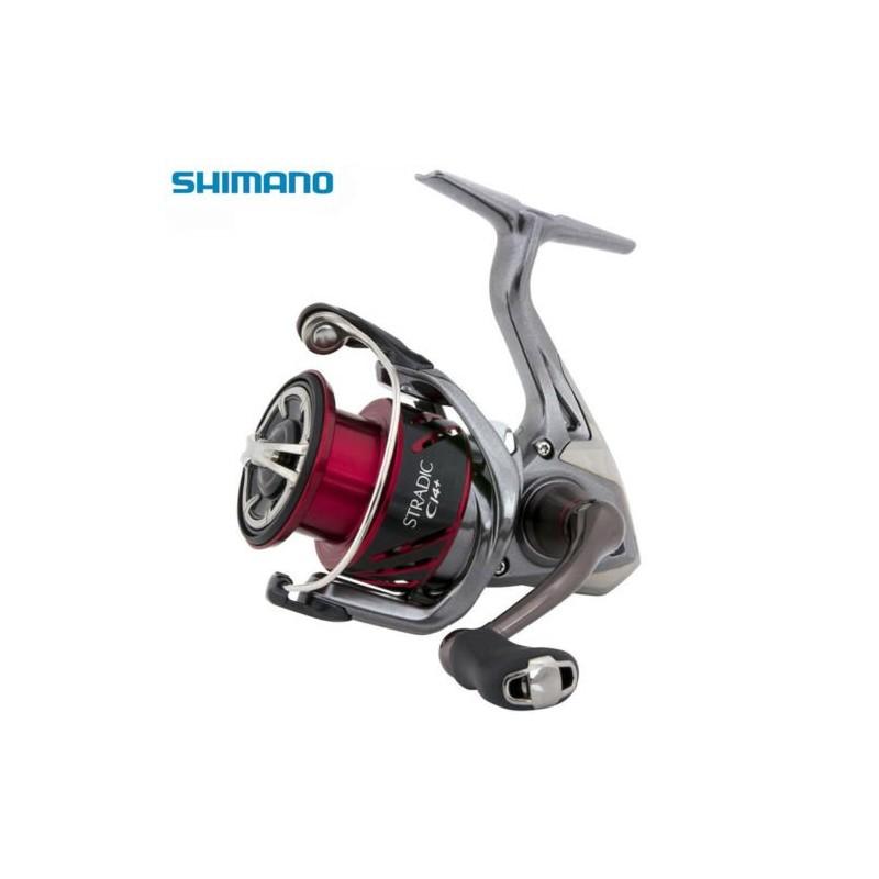 Moulinet Shimano Stradic CI4 2017