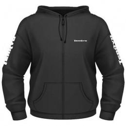 SWEAT ZIP TENRYU BLACK XL