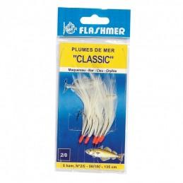 Bas de ligne Flashmer PLUMES CLASSIC