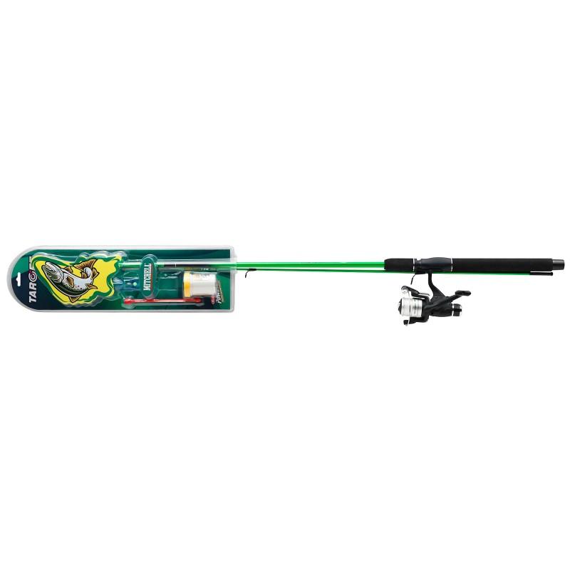 Pack complet prêt à pêcher MITCHELL Target Trout 2m10