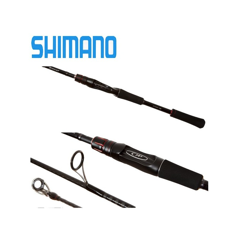 Canne Spinning Shimano Zodias