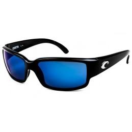 Lunettes polarisantes COSTA Caballito Black 580G bleu