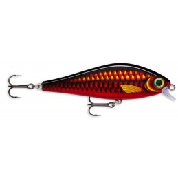 LEURRE COULANT RAPALA SUPER SHADOW RAP - 16CM