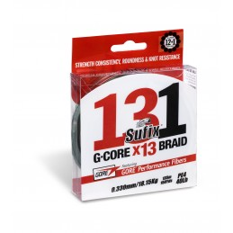 TRESSE SUFIX 131 G-CORE X 13 BRAID