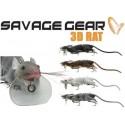 leurre savage gear 3D Rat 20cm 32g