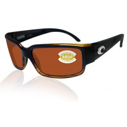 Lunettes polarisantes COSTA fisch black Copper 580P