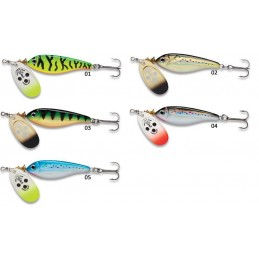 Cuiller Blue Fox Super Vibrax Minnow