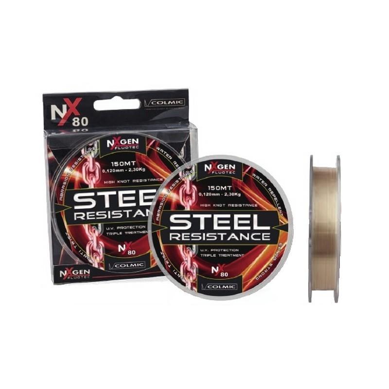 Nylon Colmic Steel resistance 150m